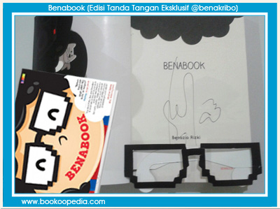 ready stock benabook